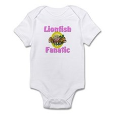 Lionfish Fanatic Infant Bodysuit