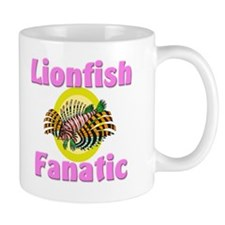 Lionfish Fanatic Mug