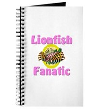 Lionfish Fanatic Journal
