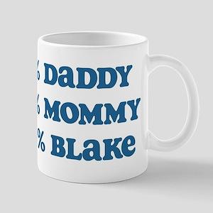 100 Percent Blake Mug