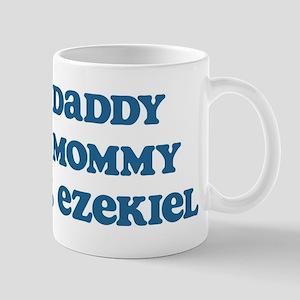 100 Percent Ezekiel Mug
