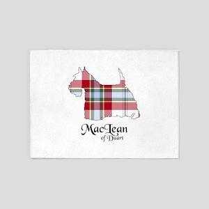 Terrier-MacLeanDuart dress 5'x7'Area Rug