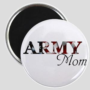 Army Mom (Flag) Magnet