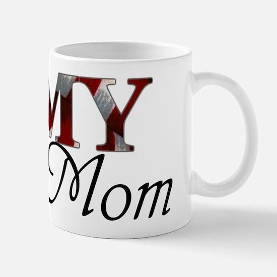 Army Mom (Flag) Mug