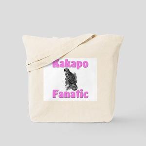 Kakapo Fanatic Tote Bag