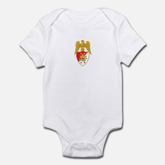 CHIEF-OF-ARMY-STAFF Infant Bodysuit