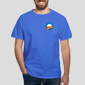 Obama Pride Dark T-Shirt