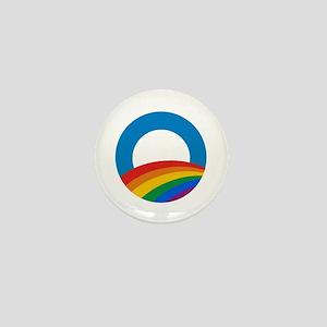 Obama Pride Mini Button