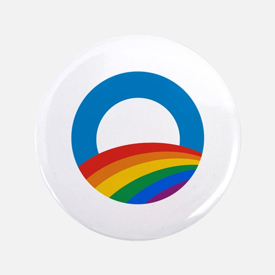 "Obama Pride 3.5"" Button"