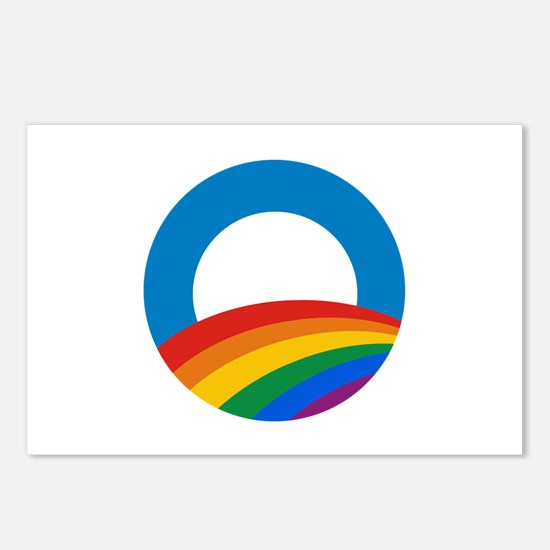 Obama Pride Postcards (Package of 8)