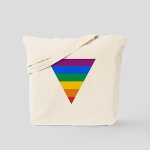 Pride Triangle Tote Bag