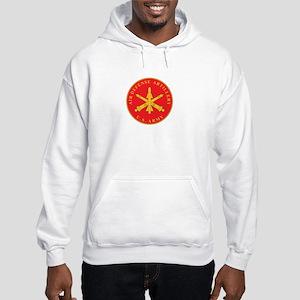 AIR-DEFENSE-ARTILLERY Hooded Sweatshirt