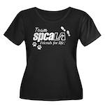 Team Spcala Plus Size T-Shirt