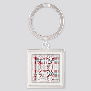 Monogram-MacLeanDuart dress Square Keychain