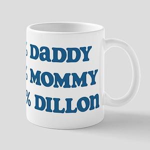 100 Percent Dillon Mug