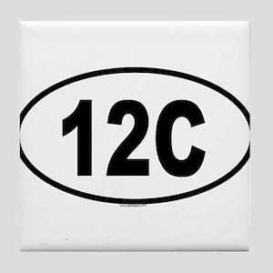 12C Tile Coaster