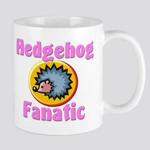 Hedgehog Fanatic Mug