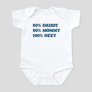 100 Percent Ozzy Infant Bodysuit