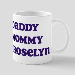 100 Percent Roselyn Mug