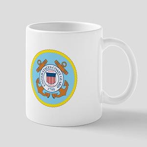 COAST-GUARD-SEAL Mug