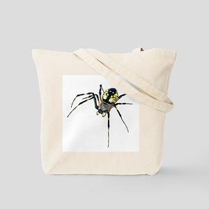 Argiope Garden Spider Tote Bag