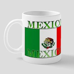 Mexico Mexican Flag Mug