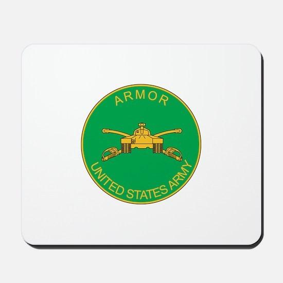 ARMOR-BRANCH Mousepad