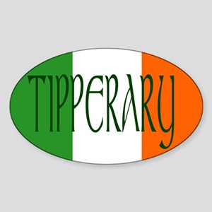 County Tipperary Oval Sticker