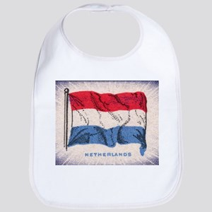 Flag of Netherlands Bib
