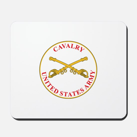 CAVALRY Mousepad