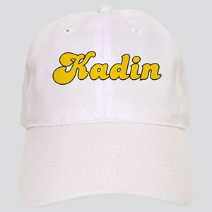 Retro Kadin (Gold) Cap