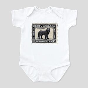 Newfoundland Stamp Infant Bodysuit