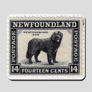 Newfoundland Stamp Mousepad