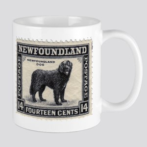 Newfoundland Stamp Mug