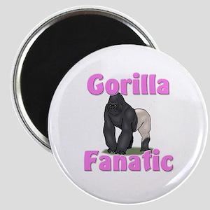 Gorilla Fanatic Magnet