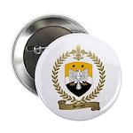 BERNIER Family Crest Button