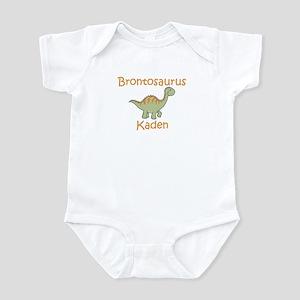 Brontosaurus Kaden Infant Bodysuit