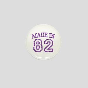 Made in 82 Mini Button