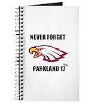 Never Forget Parkland 17 Journal