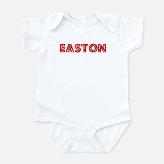 Retro Easton (Red) Infant Bodysuit