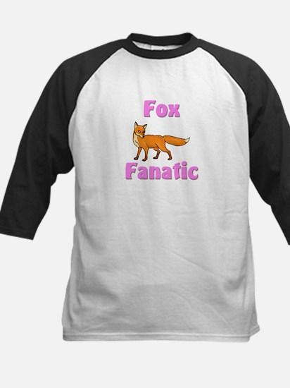 Fox Fanatic Kids Baseball Jersey