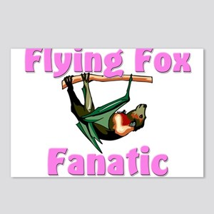 Flying Fox Fanatic Postcards (Package of 8)