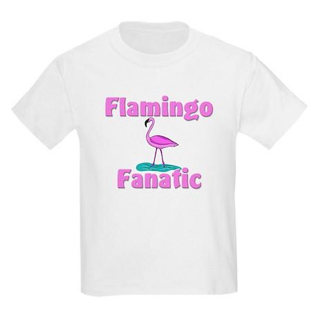 Flamingo Fanatic Kids Light T-Shirt