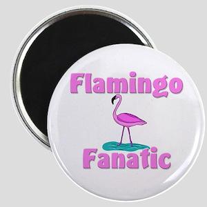 Flamingo Fanatic Magnet