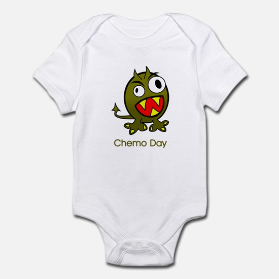 Chemo Day Infant Bodysuit