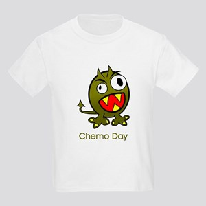 Chemo Day Kids Light T-Shirt