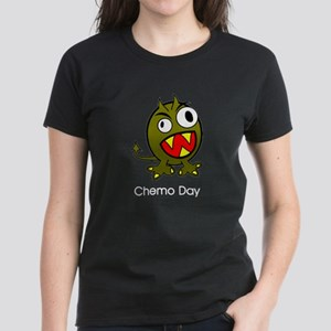 Chemo Day Women's Dark T-Shirt