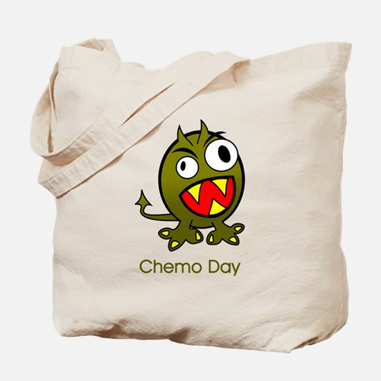 Chemo Day Tote Bag