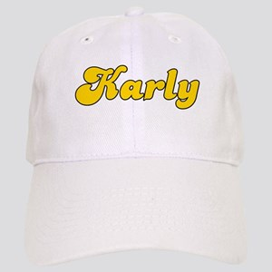 Retro Karly (Gold) Cap