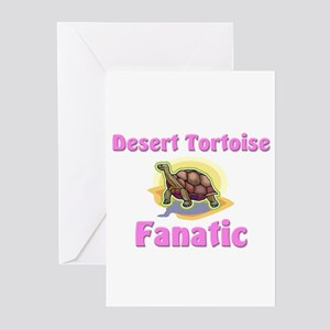 Desert Tortoise Fanatic Greeting Cards (Pk of 10)